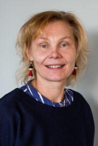 Henkilökuva, Merja Kauppinen.